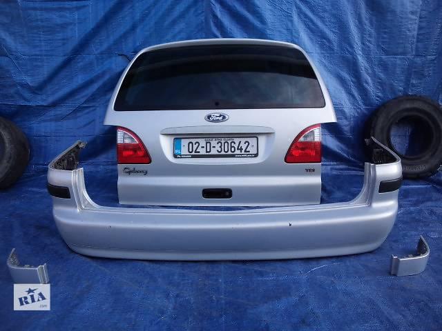 бу Б/у крышка багажника для легкового авто Ford Galaxy mk2 в Львове
