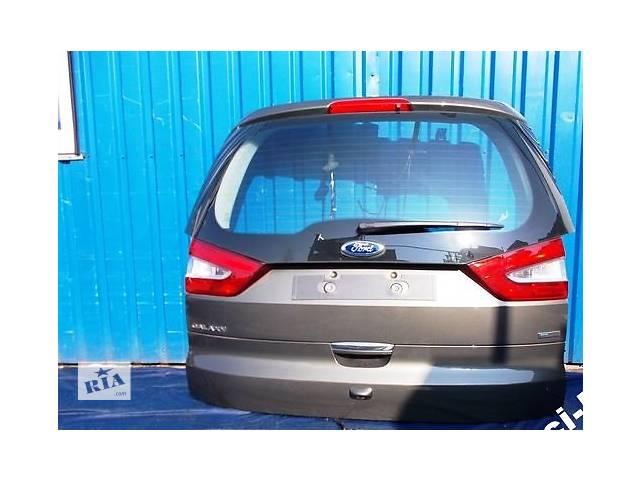 Б/у крышка багажника для легкового авто Ford Galaxy mk3- объявление о продаже  в Львове