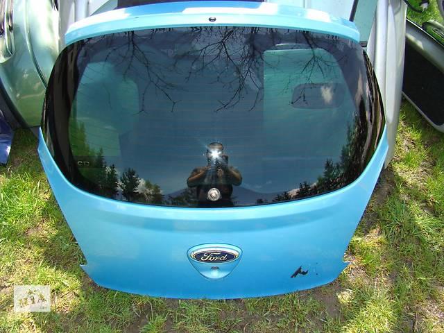 продам Б/у крышка багажника для легкового авто Ford KA бу в Львове