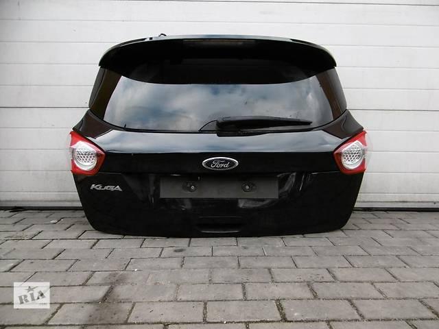 Б/у крышка багажника для легкового авто Ford Kuga mk1- объявление о продаже  в Львове