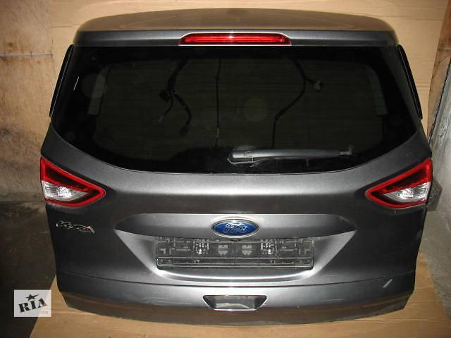 бу Б/у крышка багажника для легкового авто Ford Kuga mk2 в Львове