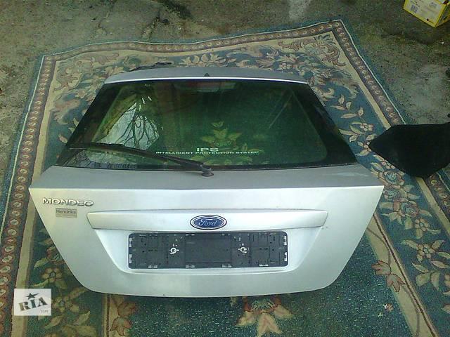 продам Б/у крышка багажника для легкового авто Ford Mondeo Mk 3 бу в Ковеле