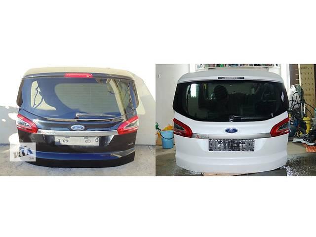 купить бу Б/у крышка багажника для легкового авто Ford S-Max mk1 в Львове