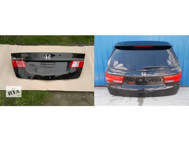 купить бу Б/у крышка багажника для легкового авто Honda Accord viii в Львове