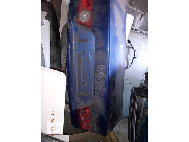 бу Б/у крышка багажника для легкового авто Honda Accord в Одессе
