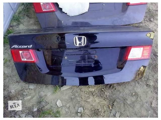 купить бу Б/у крышка багажника для легкового авто Honda Accord в Ровно