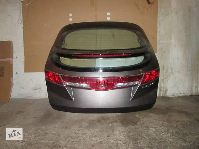продам Б/у крышка багажника для легкового авто Honda Civic viii бу в Львове