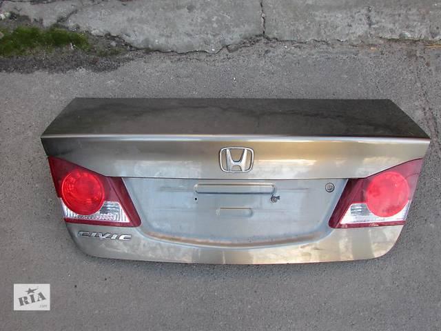бу Б/у крышка багажника для легкового авто Honda Civic в Ровно