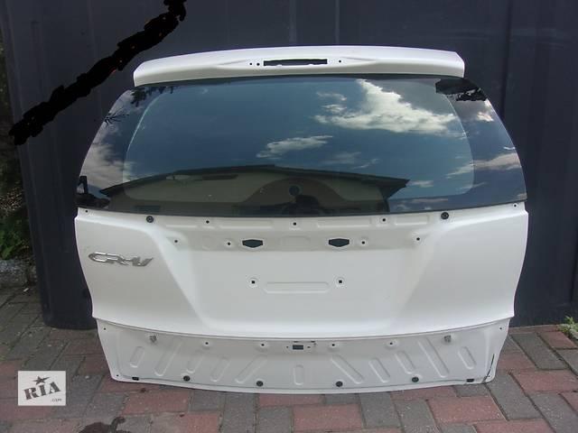 продам Б/у крышка багажника для легкового авто Honda CR-V 2013-2016 бу в Тернополе