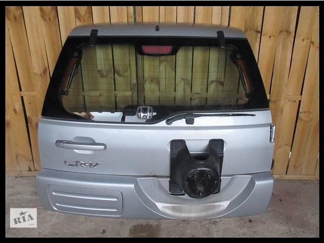 продам Б/у крышка багажника для легкового авто Honda CR-V ii бу в Львове