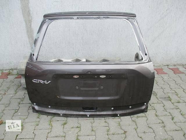 Б/у крышка багажника для легкового авто Honda CR-V iii- объявление о продаже  в Львове