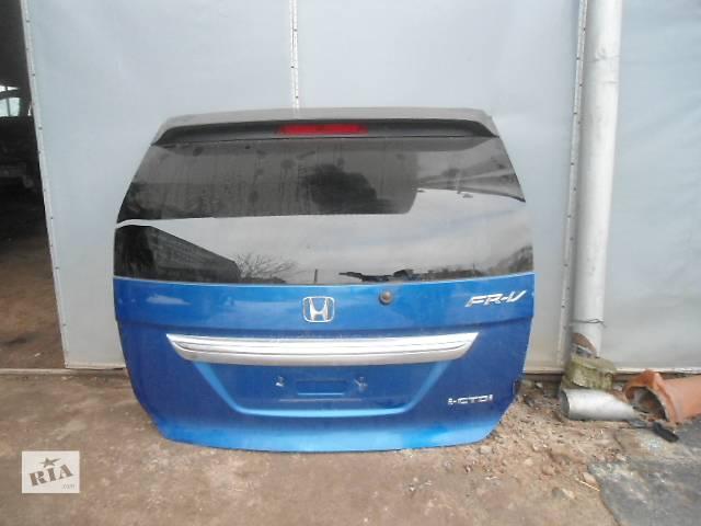 бу Б/у крышка багажника для легкового авто Honda FR-V в Львове