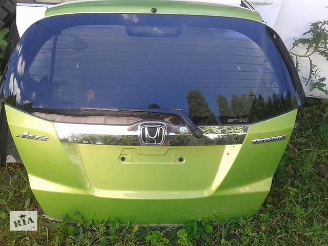 Б/у крышка багажника для легкового авто Honda Jazz- объявление о продаже  в Львове