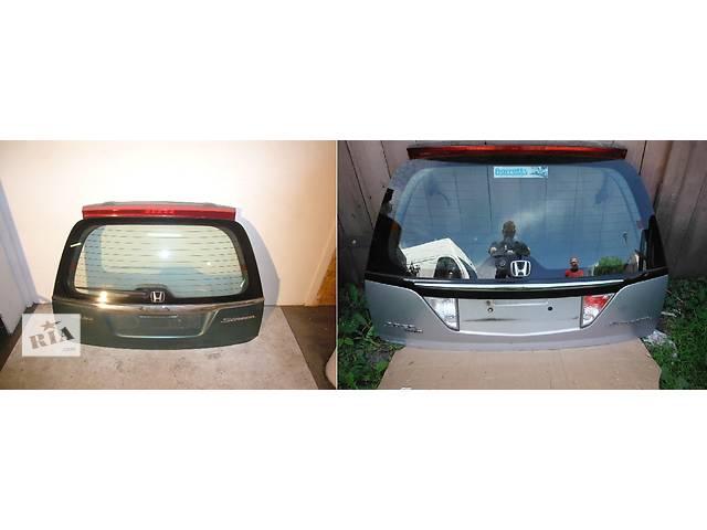 продам Б/у крышка багажника для легкового авто Honda Stream бу в Львове