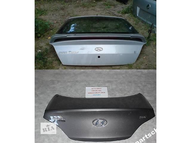 продам Б/у крышка багажника для легкового авто Hyundai Coupe бу в Львове