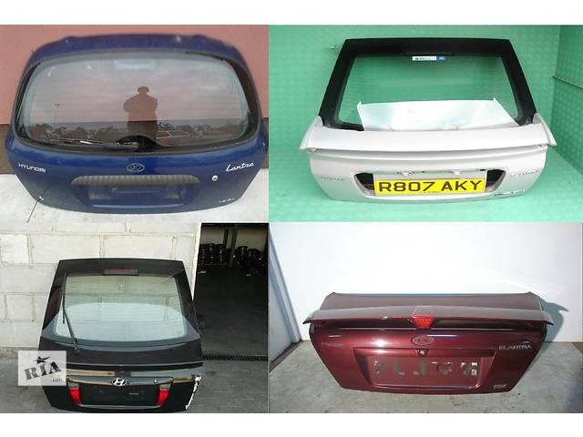 бу Б/у крышка багажника для легкового авто Hyundai Elantra в Львове