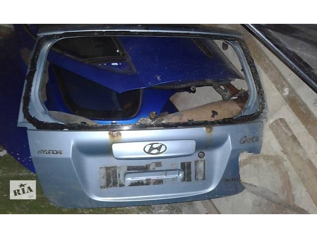 продам Б/у крышка багажника для легкового авто Hyundai Getz 2002-15 бу в Костополе