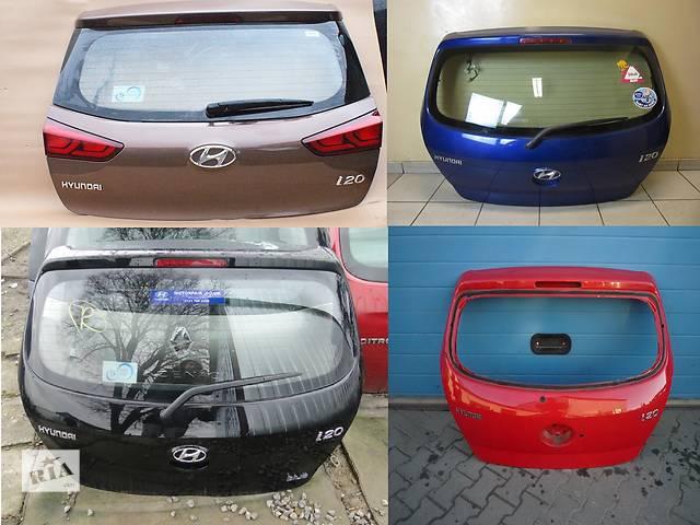 Б/у крышка багажника для легкового авто Hyundai i20- объявление о продаже  в Львове