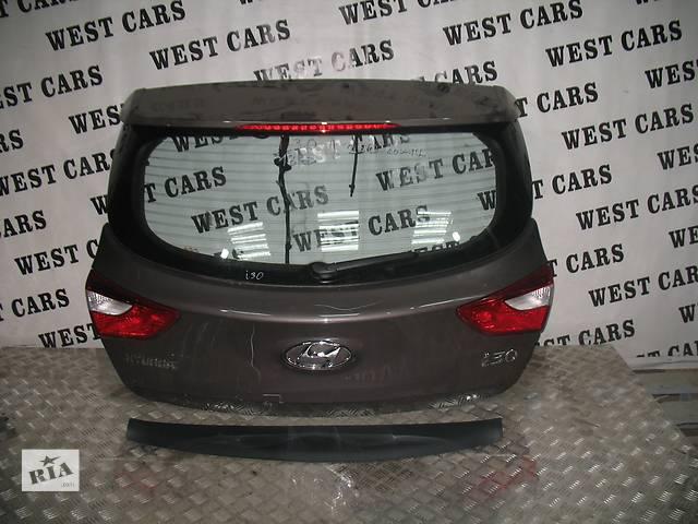 бу Б/у крышка багажника для легкового авто Hyundai i30 в Луцке