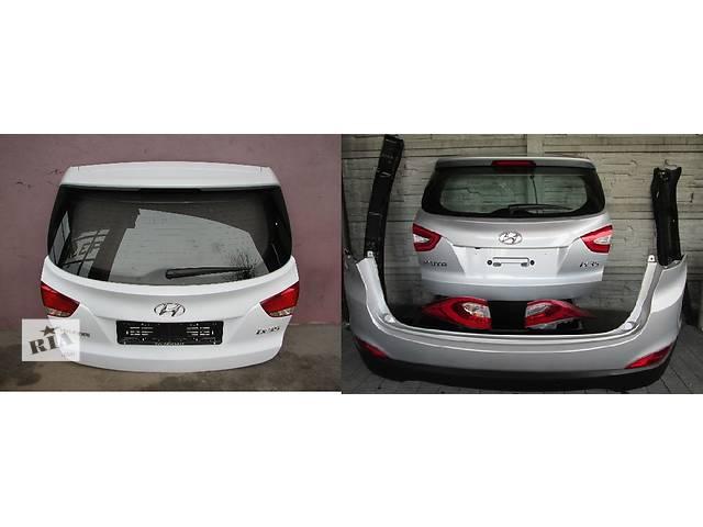 продам Б/у крышка багажника для легкового авто Hyundai IX35 бу в Львове