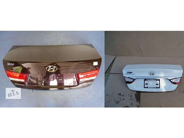 Б/у крышка багажника для легкового авто Hyundai Sonata- объявление о продаже  в Львове