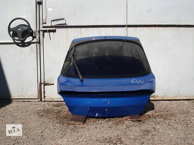 бу Б/у крышка багажника для легкового авто Hyundai Tucson в Киеве