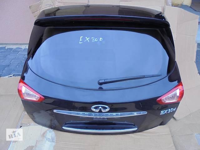 Б/у крышка багажника для легкового авто Infiniti EX- объявление о продаже  в Львове