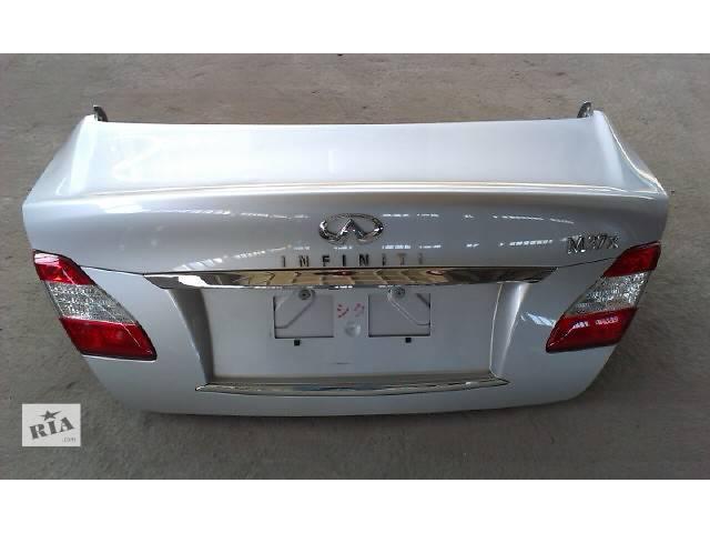 бу Б/у крышка багажника для легкового авто Infiniti M30 в Львове