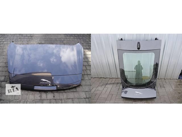 купить бу Б/у крышка багажника для легкового авто Jaguar F-Type в Львове