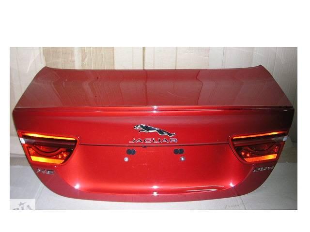 Б/у крышка багажника для легкового авто Jaguar XE- объявление о продаже  в Львове