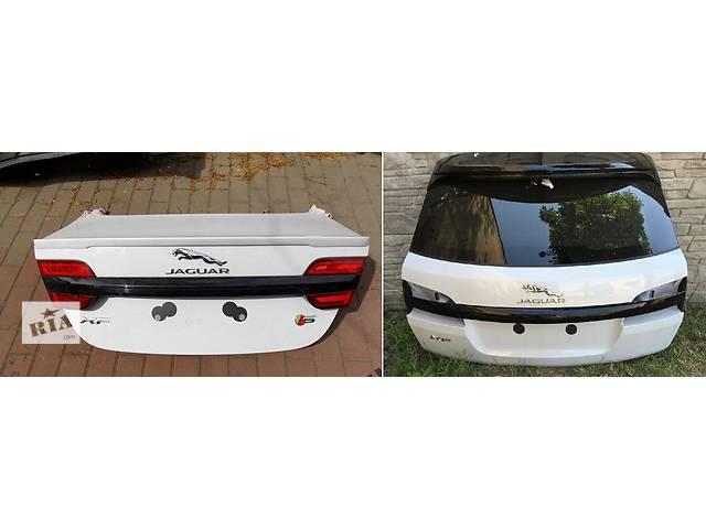 Б/у крышка багажника для легкового авто Jaguar XF- объявление о продаже  в Львове