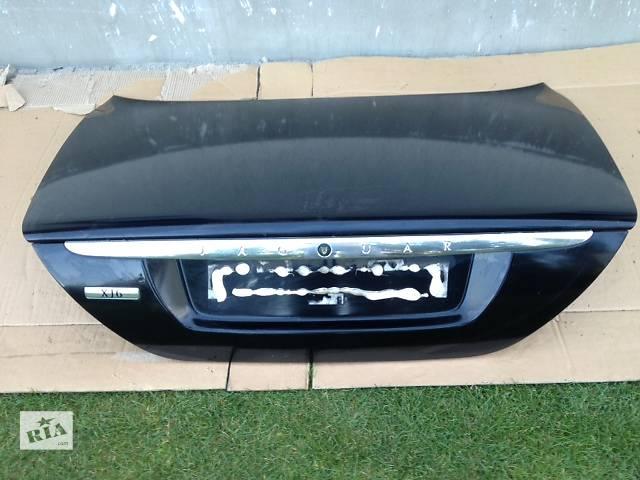 Б/у крышка багажника для легкового авто Jaguar XJ- объявление о продаже  в Львове