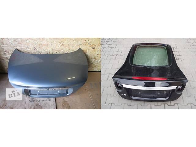 купить бу Б/у крышка багажника для легкового авто Jaguar XK 8 в Львове
