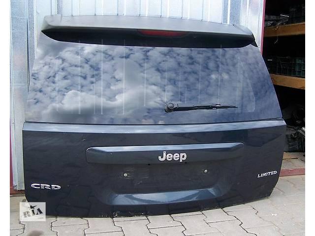 продам Б/у крышка багажника для легкового авто Jeep Compass бу в Львове