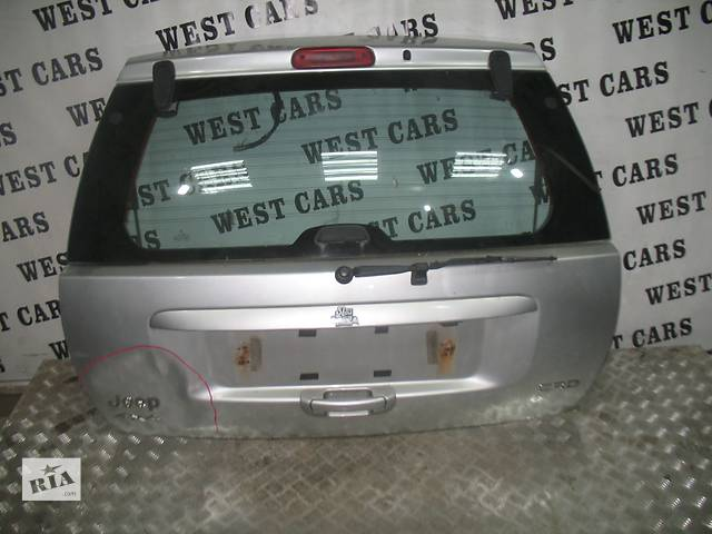 Б/у крышка багажника для легкового авто Jeep Grand Cherokee- объявление о продаже  в Луцке