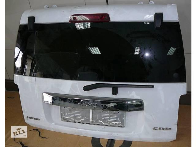 продам Б/у крышка багажника для легкового авто Jeep Liberty бу в Львове