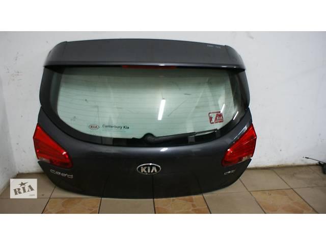 бу Б/у крышка багажника для легкового авто Kia Ceed в Львове