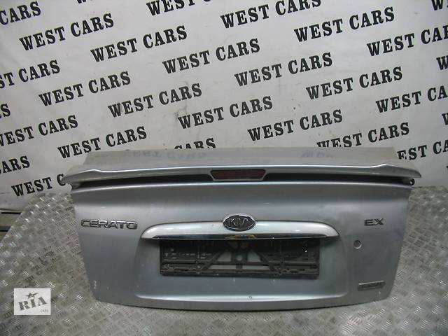купить бу Б/у крышка багажника для легкового авто Kia Cerato в Луцке
