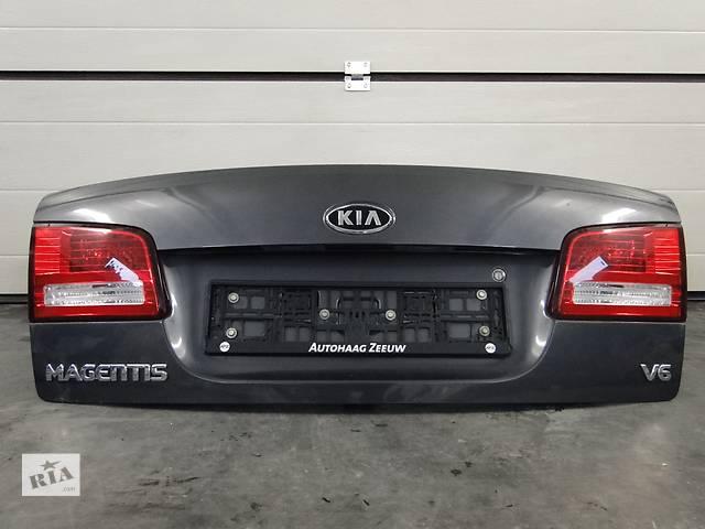 продам Б/у крышка багажника для легкового авто Крышка багжника KIA Magentis 05-08р. бу в Львове