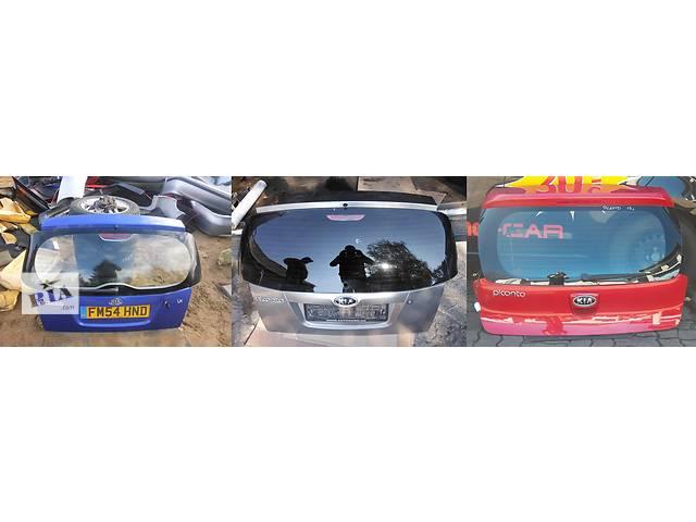 бу Б/у крышка багажника для легкового авто Kia Picanto в Львове