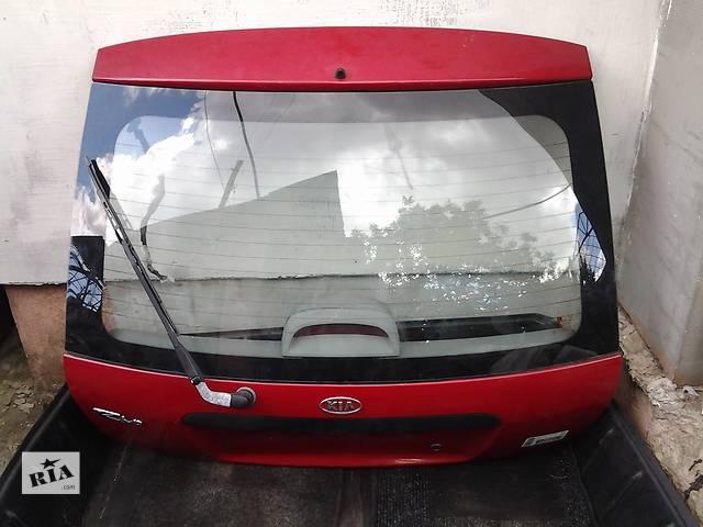 продам Б/у крышка багажника для легкового авто Kia Rio Hatchback 5D бу в Ковеле