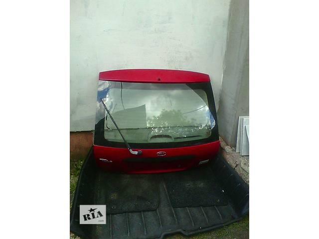 Б/у крышка багажника для легкового авто Kia Rio- объявление о продаже  в Ковеле