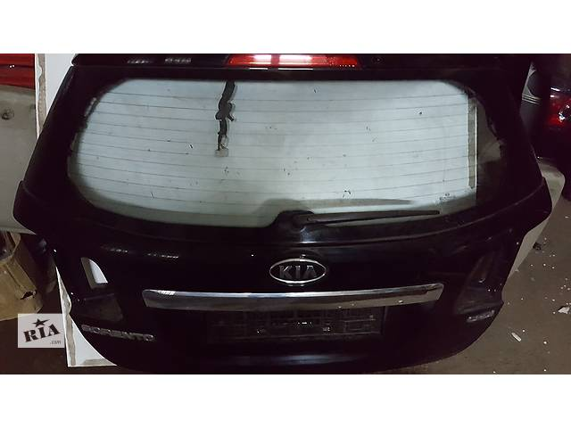 Б/у крышка багажника для легкового авто Kia Sorento- объявление о продаже  в Ровно