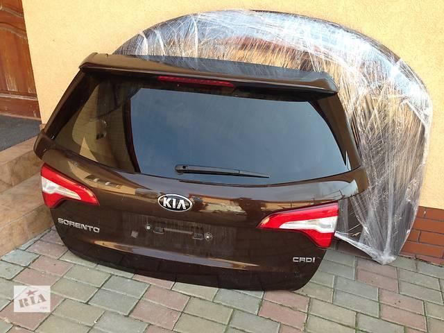купить бу Б/у крышка багажника для легкового авто Kia Sorento в Ровно