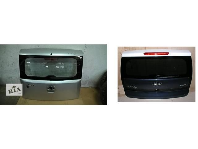 продам Б/у крышка багажника для легкового авто Kia Soul бу в Львове