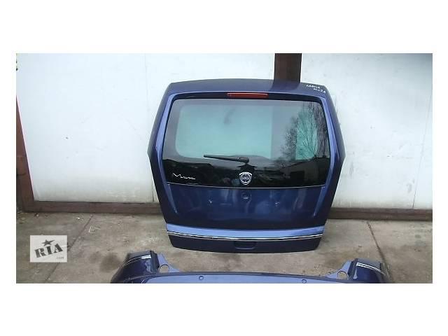 продам Б/у крышка багажника для легкового авто Lancia Musa бу в Львове