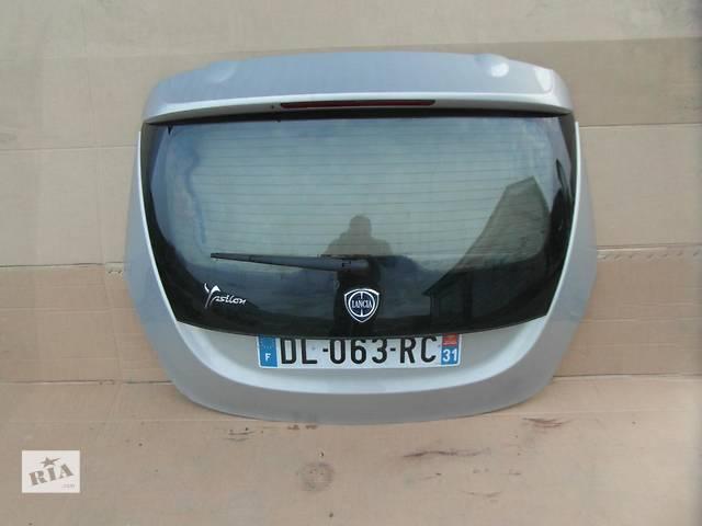 Б/у крышка багажника для легкового авто Lancia Ypsilon- объявление о продаже  в Львове