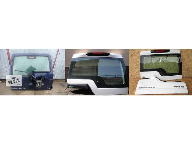 бу Б/у крышка багажника для легкового авто Land Rover Discovery в Львове
