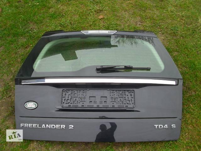 продам Б/у крышка багажника для легкового авто Land Rover Freelander бу в Львове