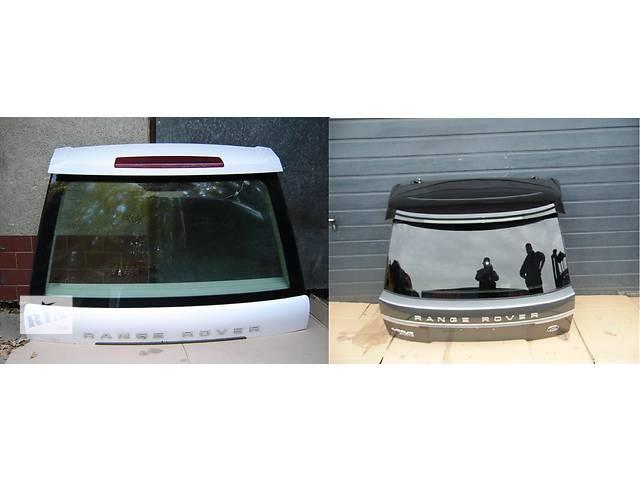 купить бу Б/у крышка багажника для легкового авто Land Rover Vogue в Львове